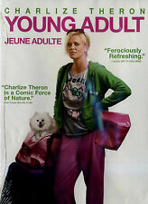 NEW COMEDY DVD // YOUNG ADULT // Charlize Theron, Patton Oswalt, Patrick Wilson,