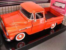 1/24 Moteur Max Chevy Apache Fleetside Pick-up Orange 79311
