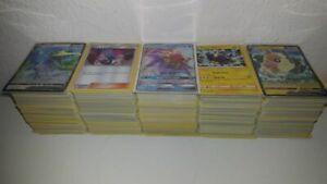 Riesige Pokemon Sammlung mit  1000 Karten Holos top mit V Karten