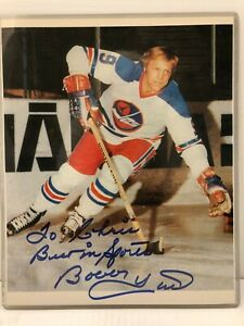 Bobby Hull - autographed