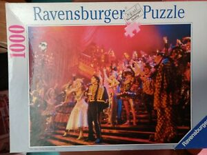 The Phantom of the Opera Ravensburger 1992 Jigsaw Puzzle 1000 piece complete #1