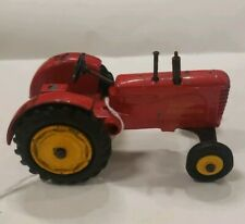 Dinky Toys 300 Massey Ferguson Tractor Meccano Ltd Made In England Red Vintage