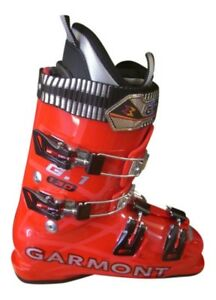 Ski Boots Mens Competition for Skiers Top Garmont G1 130 Flex Race Ski Boots Top