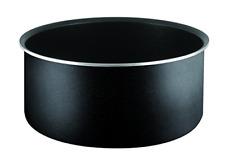 Tefal Ingenio Essential Non-stick Saucepan, 18 cm - Black