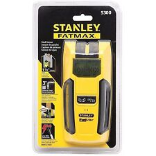 STANLEY FATMAX Stud Sensor S300 Automatic Calibration STHT77407