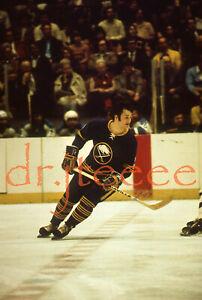 Gilbert Perreault BUFFALO SABRES - 35mm Hockey Slide