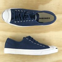 Converse Jack Purcell Signature Ox Low Top Blue White Shoes 164799C Multi Size