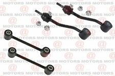 For Wrangler 1997-2006 Front & Rear Left Right Stabilizer Bar Link 4 Pieces Kit