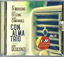 Con Alma Trio - Meets Jerry Bergonzi [New CD] Italy - Import