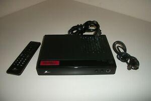 Zenith Digital TV Tuner Converter Box Model DTT901 W/ Remote & Cable