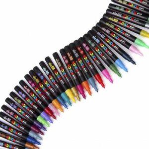 Uni POSCA - PC-3M - Paint Marker - Single Art Pen - inc. Limited Edition Colors