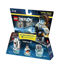 LEGO Dimensions-level PACK PORTAL 2 Sentry Turret Chell Companion Cube | 71203