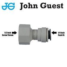 John Guest Plumbing Pipe Reducers
