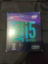 Intel Core i5 8600K 3.6 GHz LGA 1151 Hexa-Core Processor