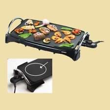 Domo Tischgrill Elektrogrill Teppanyaki-Grill DO 8302 TP - 2200 W - Hot-Zone