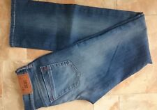 Diesel Jeans Ronhoir,W24,L32,Blue,Regular-Bootcut,Regular Waist,Stretch,Italy,