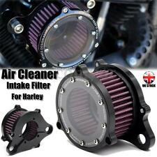 Air Cleaner Intake Filter For Harley Davidson Sportster Seventy Iron XL 883 1200