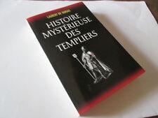 HISTOIRE MYSTERIEUSE DES TEMPLIERS..
