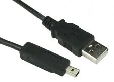 USB Data Cable for Fuji Fujitsu  FinePix Digital Camera Video MINI B 4 Pin 1.8m