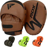 RDX Boxing Pads Focus Mitts MMA Muay Thai Kickboxing Hook & Jab Target US