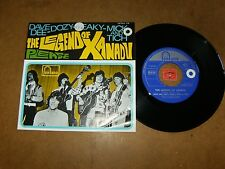 DAVE,DEE,DOZY,BEAKY,MICK & TICH -THE LEGENT OF XANADU- 45 PS / LISTEN - POP ROCK