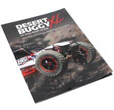 Losi 1/5 Desert Buggy XL * INSTRUCTION MANUAL & PARTS LIST * Los05001 tools