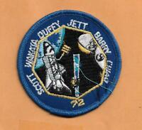 "SHUTTLE ENDEAVOUR STS-72  CREW PATCH 3"" *"