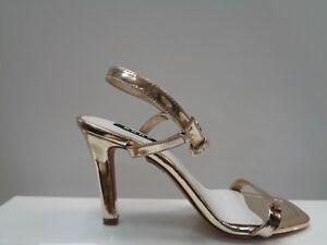 """DKNY Brice Sandals Ladies UK 3 US 5.5 EUR 35.5 Ref. M1826"""""""