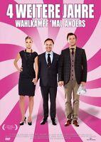 4 WEITERE JAHRE-WAHLKAMPF MAL ANDERS DVD MIT BJÖRN KJELLMAN UVM. NEU