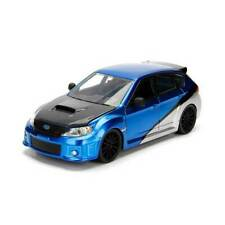 1:24 Brian's Subaru Impreza WRX STI - Fast & Furious - Opening Diecast by Jada