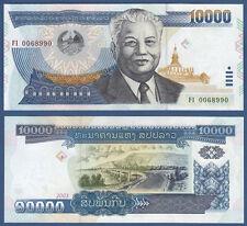 LAOS / LAO 10.000 Kip 2003  UNC  P.35 b