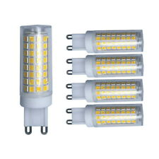 5x Dimmable G9 LED Bulb Warm White 40W 50W 60W Halogen Replacement Home Light 5w