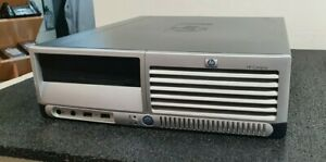 HP COMPAQ DC5100SFF /PENTIUM D 2.8GHZ/3GB DDR2/160 GB HDD /WINDOWS 7 PRO