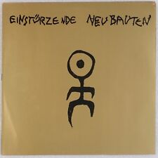 EINSTÜRZENDE NEUBAUTEN: Kollaps ZICKZACK Industrial, Noise, Experimental LP NM