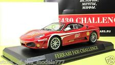 Ferrari 430 Challenge 1:43  car diecast Altaya model + magazine  №64