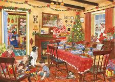 House of Puzzles-Puzzle 500 PEZZI-inaspettato ospite da collezione N. 8