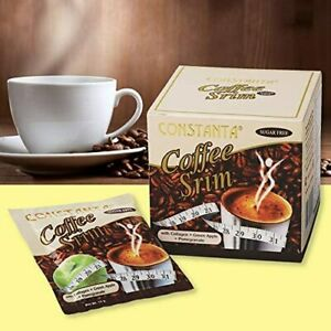 10 X Constanta Coffee Collagen Slimming Weight Loss Diet Skin Care