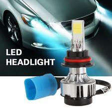 9004-H/L HB1 Car LED Headlight Driving Lamp 3000LM Conversion Kit High Low 6000K