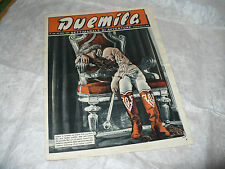 DUEMILA SETTIMANALE DI AVVENTURE N.46 1951 RARA RIVISTA FOTOROMANZI VARIETA'