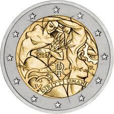 2 EURO Italia 2008 - Diritti dell' Uomo