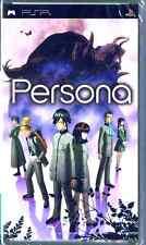 Brand New Shin Megami Tensei: Persona Portable Sony PSP Japan Ver. F0497 G