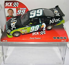 SCALEXTRIC SCX 63950 FORD FUSION #99 AFLAC CARL EDWARDS MB