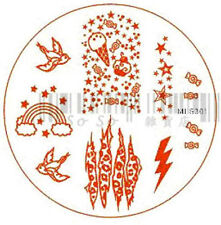 Nail Art Stamping Image Template Plate MLS301 *** NEW ***