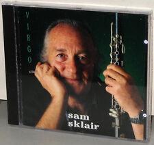VTL Audiophile CD VTL 020: Sam Sklair - VIRGO - OOP 1992 USA Factory SEALED