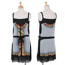 Jean-Paul GAULTIER FEMME Printed Power-net Camisole Size 40(K-46267)