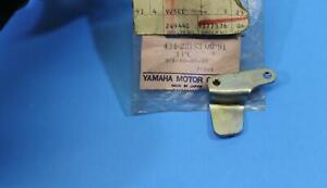 NOS OEM Yamaha TY250 TY175 TY 250 175 Chain Guard Bracket 434-22153-00-91