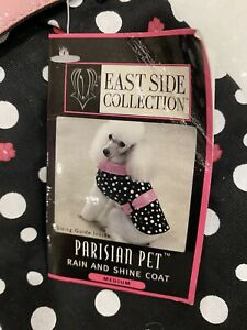 Pet Dog Rain Coat New Size Large