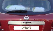Para Nissan Qashqai 2007 2013 Cromo Ajuste De Arranque-Acero Inoxidable