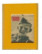 Plaque #1 Boyscout for 270 etc. American Flyer Flyerville Mini-Craft