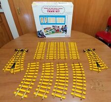 LIONEL G SCALE THOMAS & FRIENDS EXTRA TRACK SET IN BOX